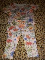 Отдается в дар Пижама женская на 48-50