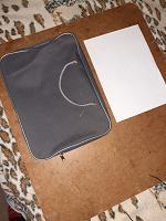 Отдается в дар Папка для документов формата А4