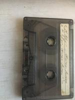 Отдается в дар аудиокассета