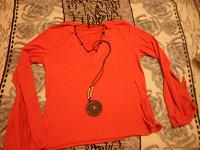 Отдается в дар блузка в этно-стиле