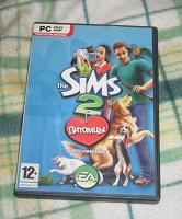 Отдается в дар Игра Симс 2-Питомцы.
