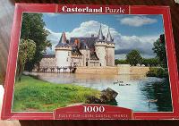 Отдается в дар Пазл «Замок Сюлли. Франция»