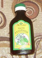 Отдается в дар Репейное масло