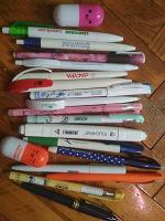 Отдается в дар Шариковые ручки в коллекцию