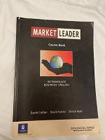 Отдается в дар Учебник английского, market leader