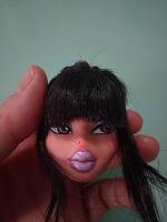 Отдается в дар Головка куколки Bratz