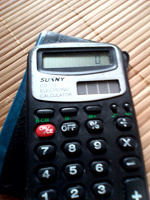 Отдается в дар Калькулятор и игра Электроника (опт)