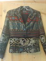 Отдается в дар Женский нарядный пиджак