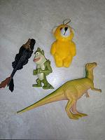 Отдается в дар игрушки детям или в коллекцию