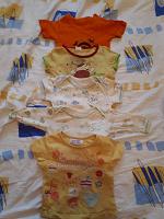 Отдается в дар Пакет детских вещей от 1 года -3 лет №2