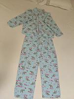 Отдается в дар Тёплая баевая пижама