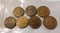 Отдается в дар Монеты «Города воинской славы»