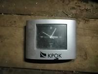 Отдается в дар Часы на батарейке