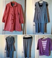 Отдается в дар Одежда для беременных на осень-весну