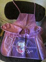 Отдается в дар Детский фартук + нарукавники для занятий рисованием, лепкой и т.п.