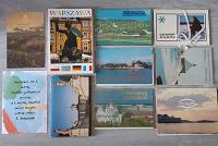 Отдается в дар Наборы открыток «Города и страны»