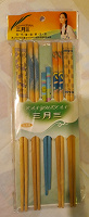 Отдается в дар Сувенирные палочки из Китая