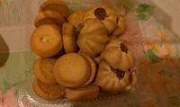 Отдается в дар Печенье песочное