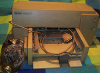 Отдается в дар Принтер «HP DeskJet 600» б/у