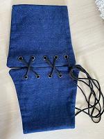 Отдается в дар Пояс-корсет джинсовый