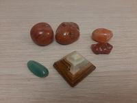 Отдается в дар Натуральные камни