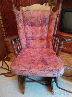 Отдается в дар кресло-качалка