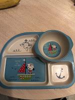 Посуда для малыша мальчика