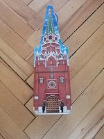 Отдается в дар Коробка металлическая от кремлёвского подарка