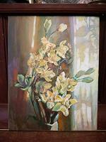 Отдается в дар Картина Орхидеи