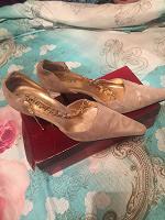 Отдается в дар туфли нарядные