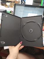 Отдается в дар Коробочка для хранения диска