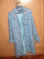 Отдается в дар пальто экстравагантное размер 42-44