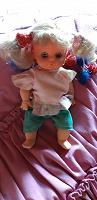 Отдается в дар Куколка из 90х