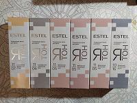 Отдается в дар Краска для тонирования волос Estel
