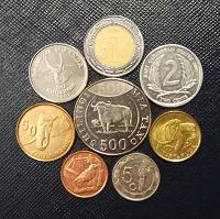 Отдается в дар 8 монет к НГ