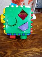 Отдается в дар Кубик сортёр