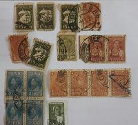 Отдается в дар Стандартные марки РСФСР-СССР 1920-40х г