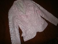 Отдается в дар Розовый пиджак 46