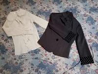 Отдается в дар Блузочка + пиджачок