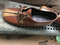 Отдается в дар Винтаж туфли 36-37 размер