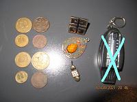 Отдается в дар монеты и «драгоценности» на рукоделие