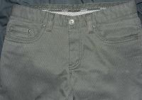 Отдается в дар Брюки- джинсы мужские.