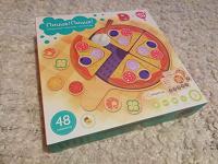 Отдается в дар Деревянная игрушка Lucy & Leo «Пицца! Пицца!»