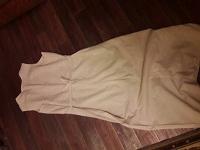 Отдается в дар Домашнее платье с вышивкой 48-50