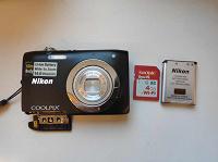 Отдается в дар Фотоаппарат Nikon Coolpix S2600