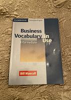 Отдается в дар Учебник бизнес английского