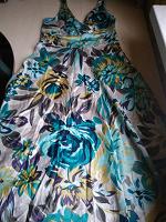 Отдается в дар Летнее платье на стройняшку