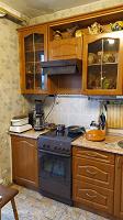 Отдается в дар Кухонный гарнитур встроенный