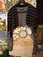 Отдается в дар Комплект юбка с разрезом + болеро ADZHEDO р-р 48-50 и до бесконечности