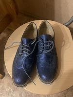 Отдается в дар Ботинки кожаные 36 размер